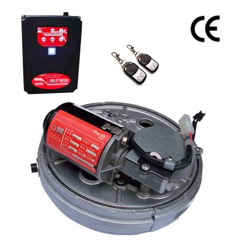 Center Install High Speed Spring balance Rolling Door Motor/Roller shutter motor