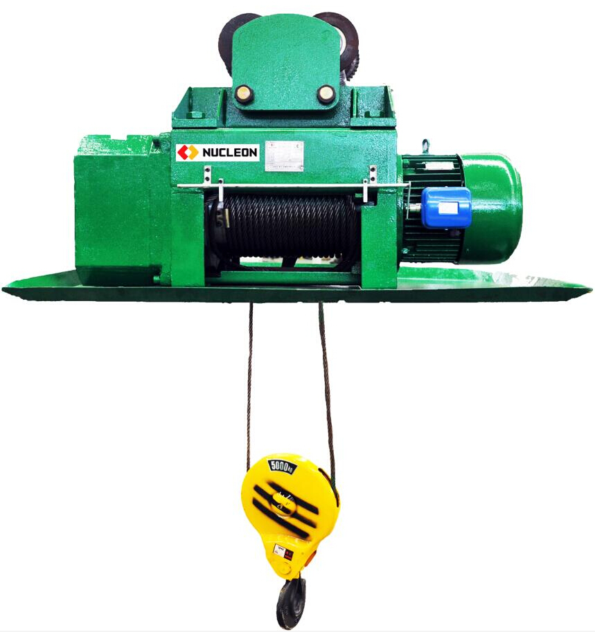 Foundry electric wire rope hoist