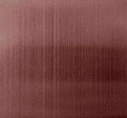 Wine Red Ti-coating Colored Hairline Finish Stainless Steel Plate For Auto Revolving Door