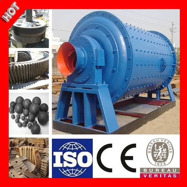 Nice Performance and Low Consumption Lead Oxide Ball Mill