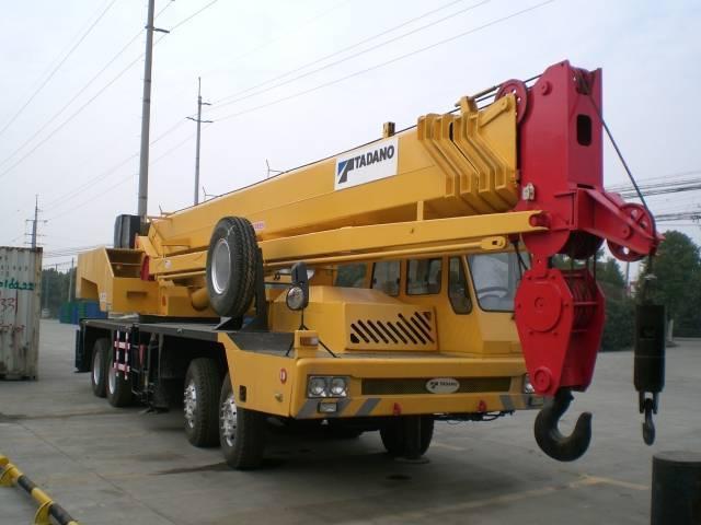Used Truck Crane +8618221102858