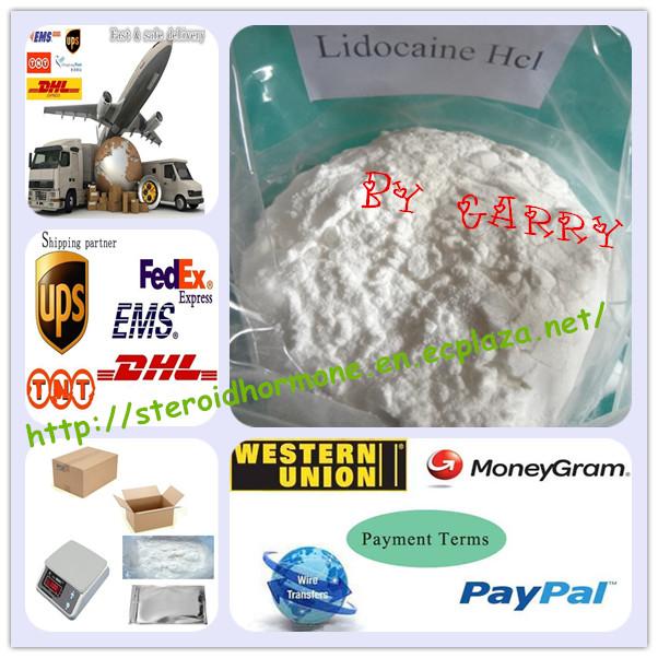 Lidocaine/ Lidocaina CAS 137-58-6