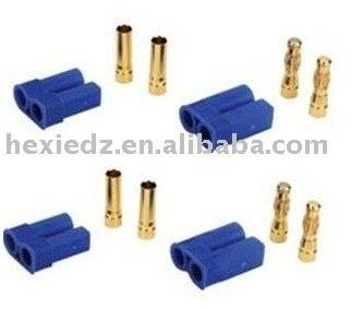 EC3 golden connector for lipo battery