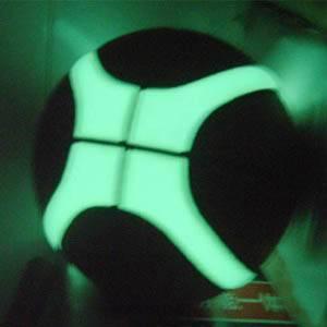 glow in the dark balls