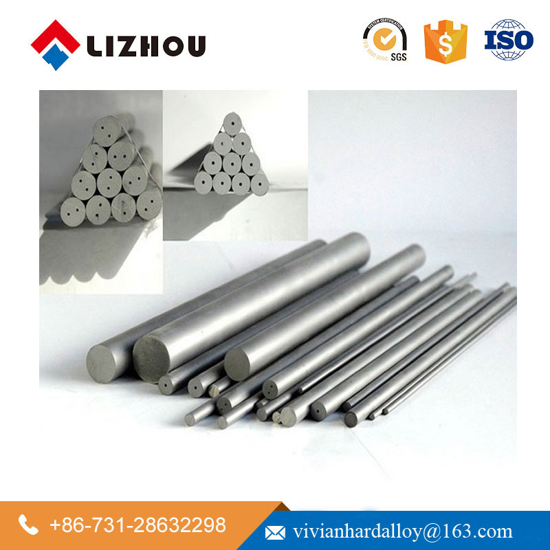 Virgin Raw Materials Tungsten Carbide Solid Carbide Round Bar for Cutting Tools