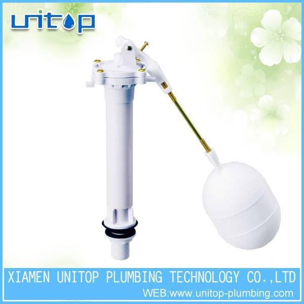 Toilet water tank fittings ballcock fill valve