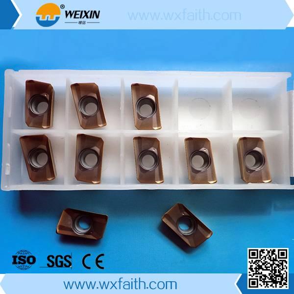 widely used hitachi carbide milling inserts APMT1604PDER-HS JP4020
