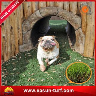 Garden artificial grass for garden cheap Chinese artificial grass- ML