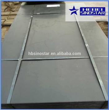 Black Annealed Steel sheets/Plates with Best Price in China