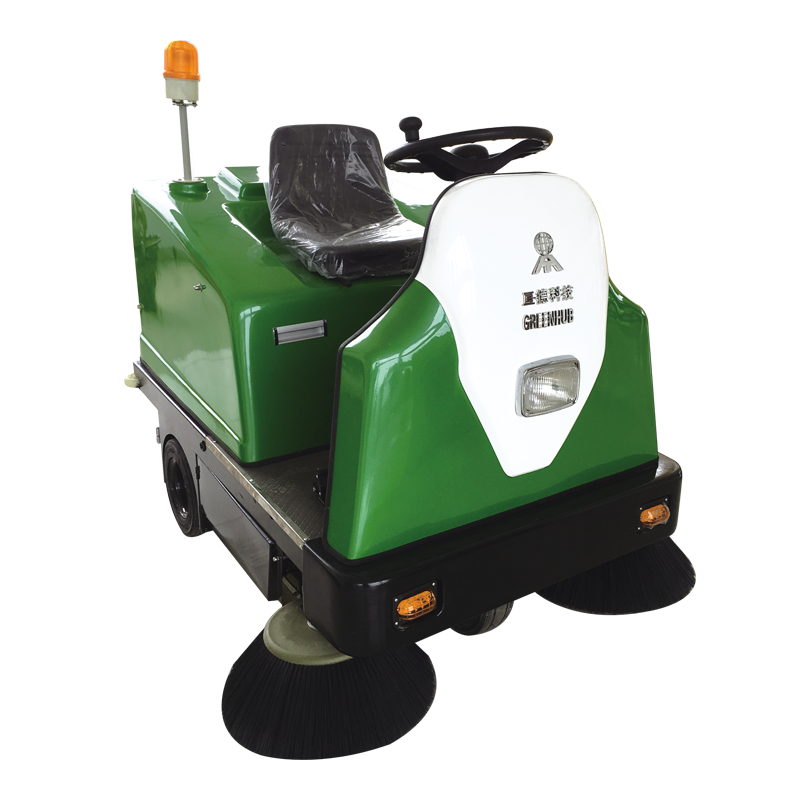 GD-1260A SMART SWEEPING MACHINE