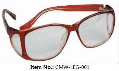 x-ray protection lead glasses
