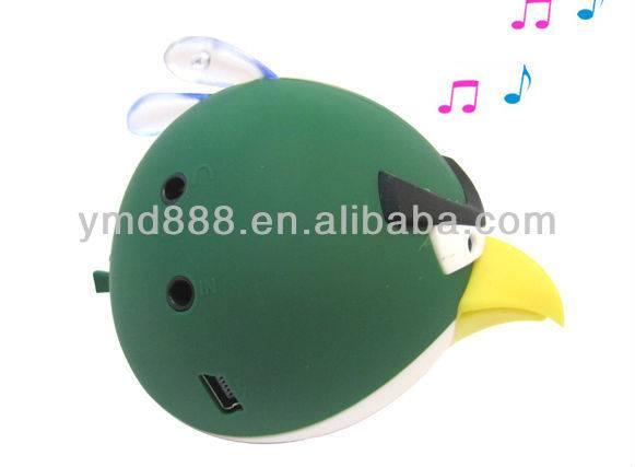 Bird speaker ,mini speaker ,music bird speaker music mp3 player for mini bird speaker