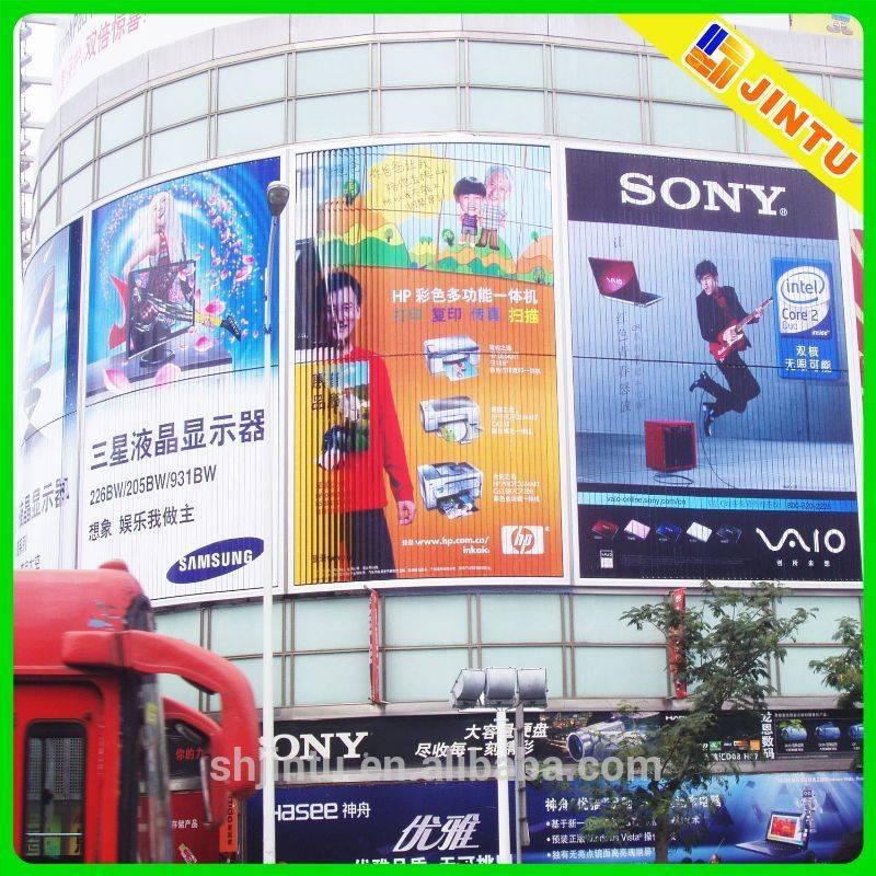 Custom Size Prinited PVC Banner Advertising