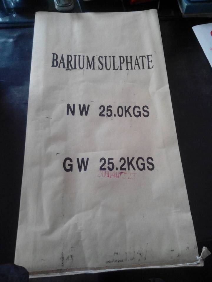 Barium Sulfate (powder) for Chemical Fiber Use