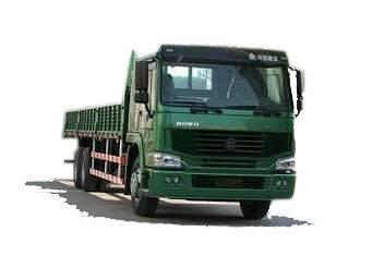 SINOTRUK HOWO  cargo truck(6X4 8X4 4X2)