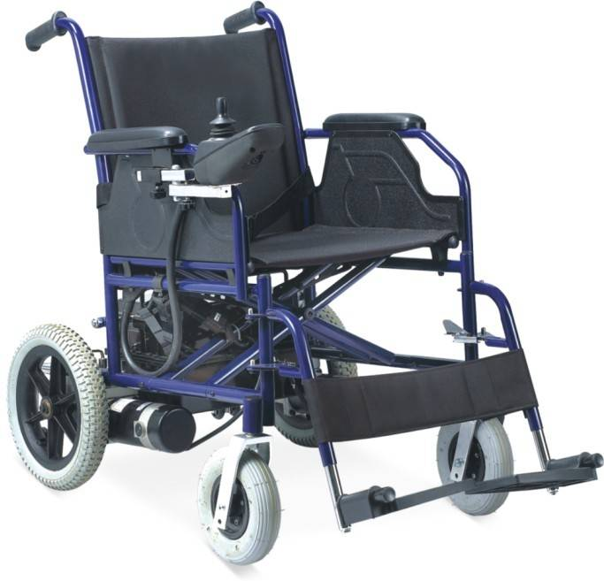 Foldable Power Electric Wheelchair FS112
