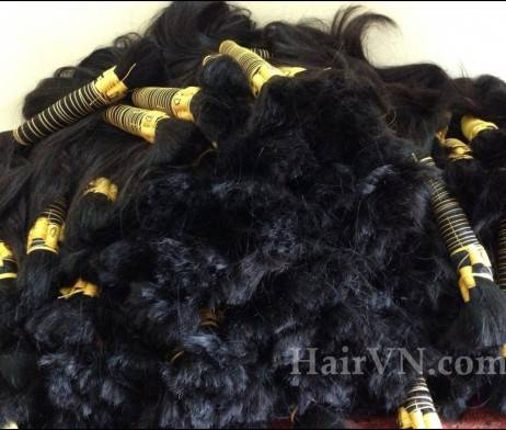 Virgin Raw Unprocessed Virgin Vietnamese Human Hair Single Drawn