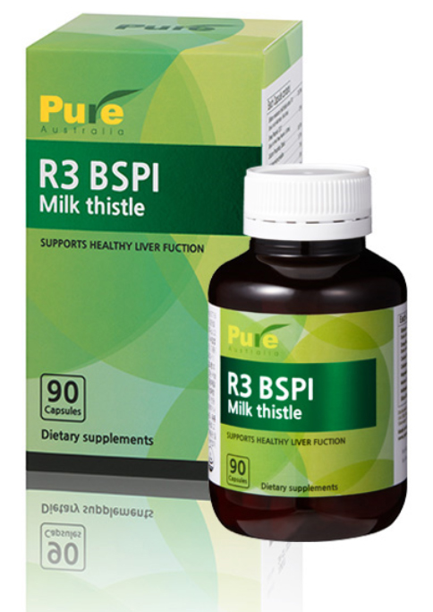 BSPI-zinc (Baby Sheep Placenta Immune-zinc, milk thistle)