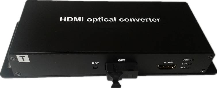 HDMI/RS232 Fiber Optic Transmitter and Receiver