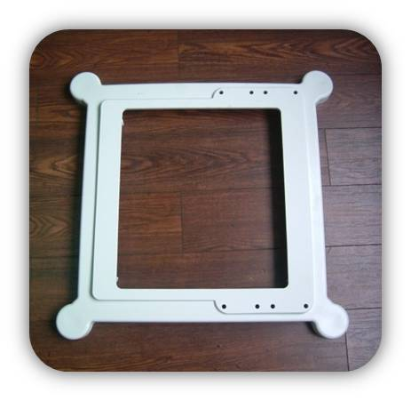 Medical system part with OEM cnc part processing