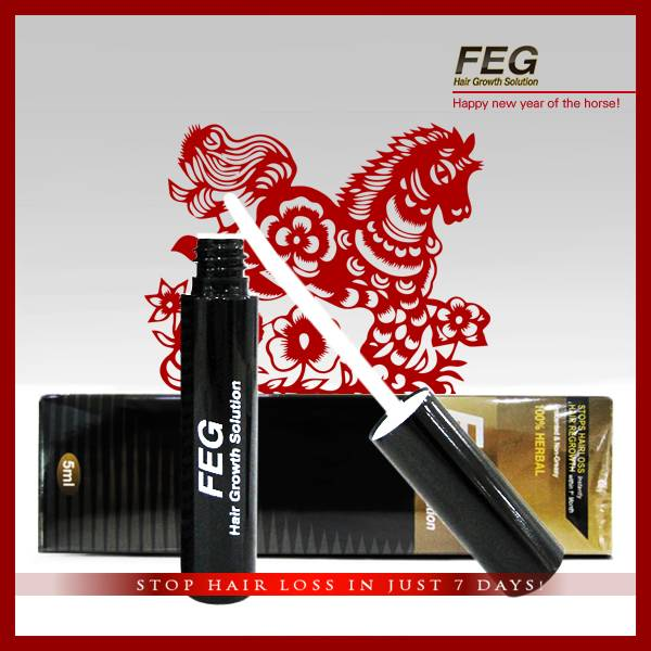 2014 world best FEG hair growth solution for faster hair growth products