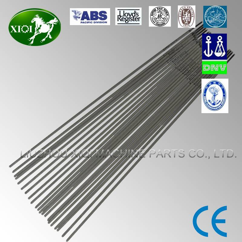 Carbon steel welding electrode E7024 with CE approved