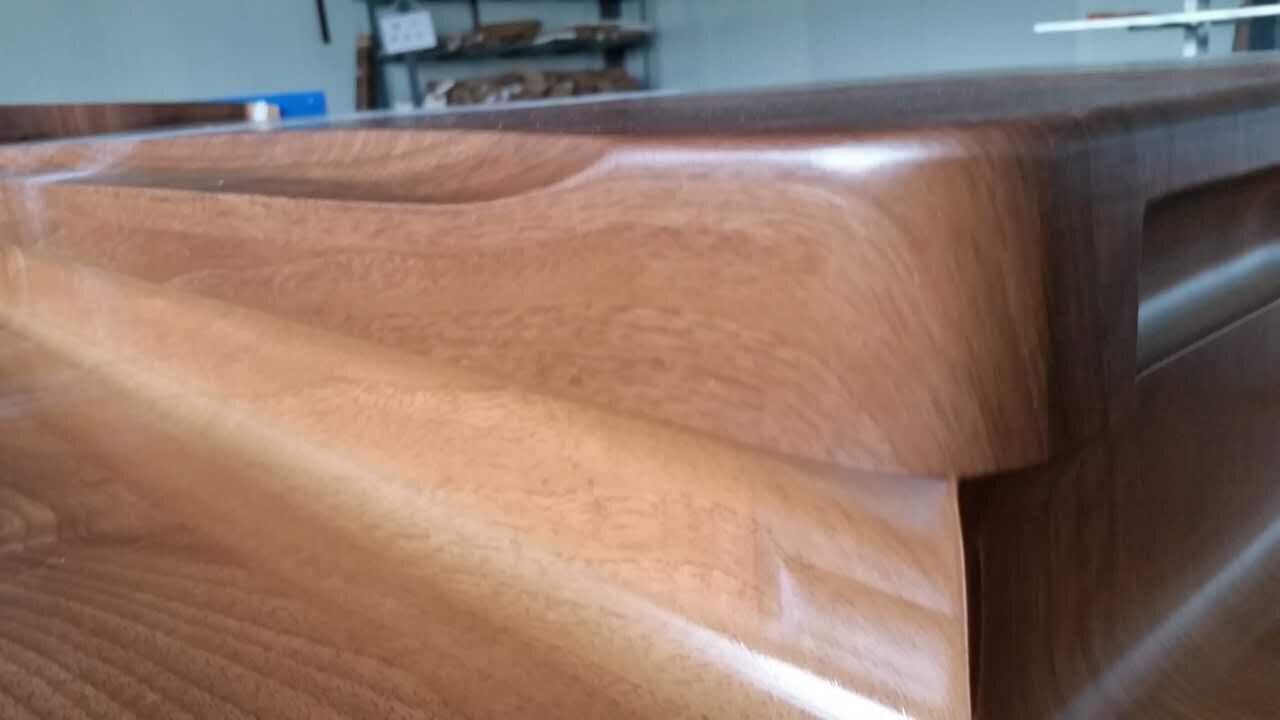 Wood Grain Color Decorative PVC Foil for Hot Lamination