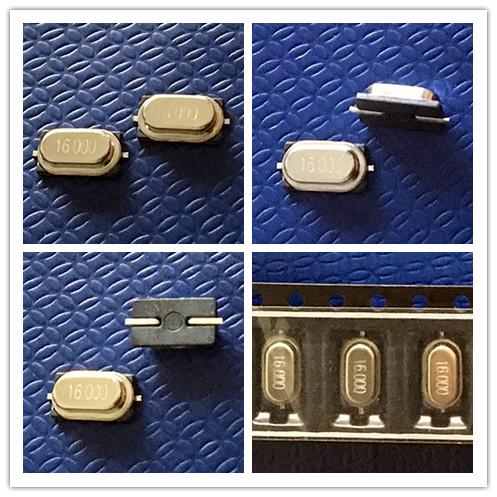 Mini 49SMD crystal resonator