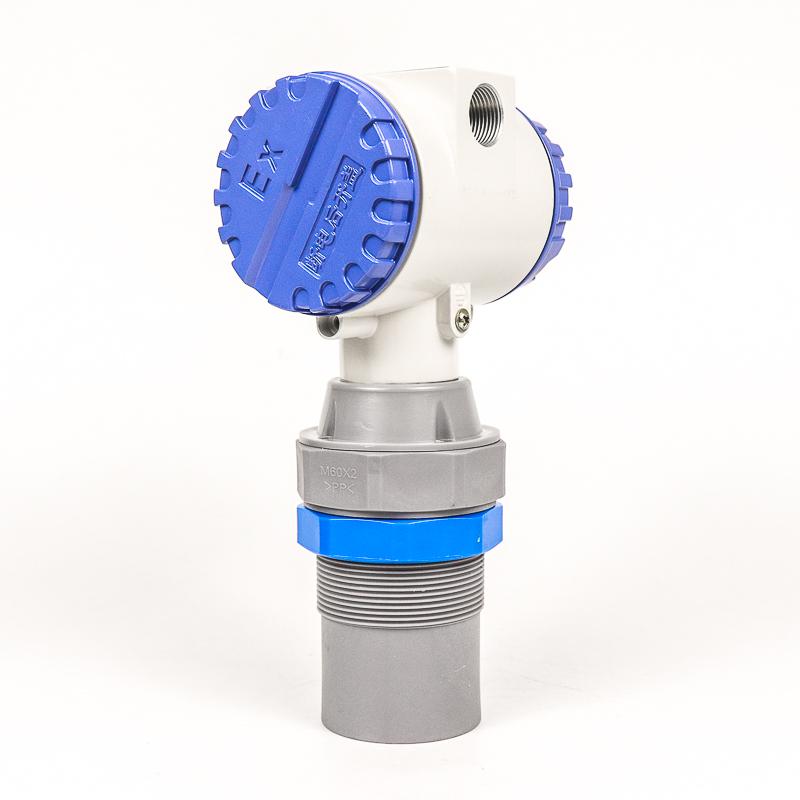 10m 4-20mA Oil Tank Height Measuring RS485 Fuel Ultrasonic Level Sensor