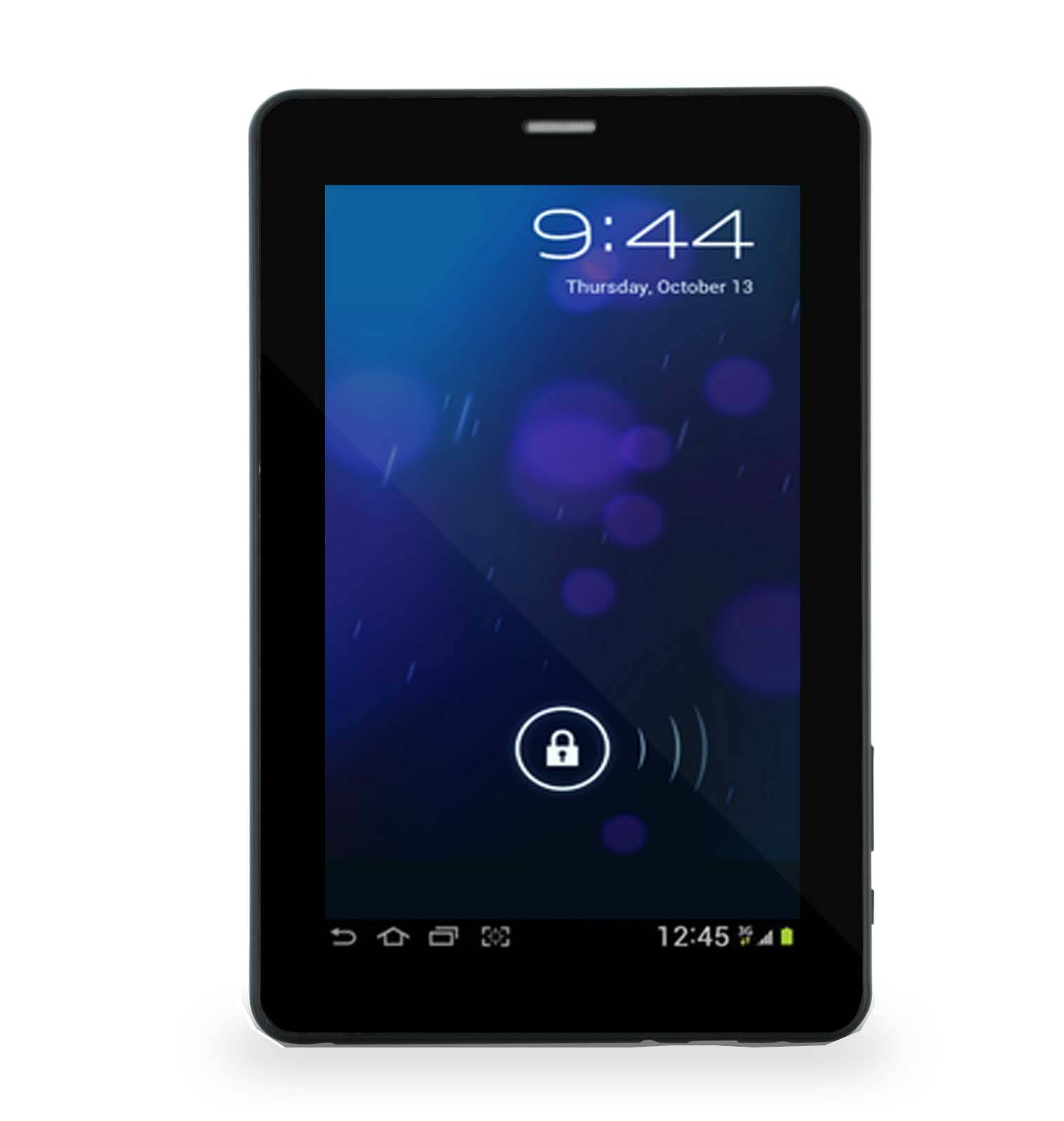 7 inch MID  Allwinner A13 android4.0 4GB/8G  capacitive panel  dual cameras 2G calling tablet pc