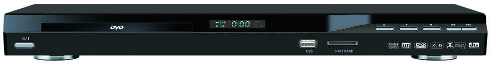 5.1ch DVD player