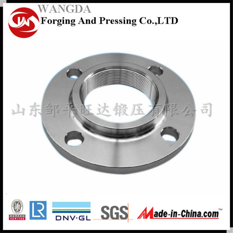 ASME, ANSI, JIS, DIN, GOST Steel Pipe Flanges (WN, SO, TH, LJ, SW, Blind)