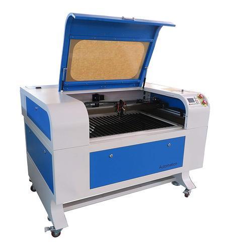 Laser Engraving & Cutting Machines Model:-MarkSys-EC6.4