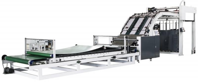 HTM1450 automatic flute laminator