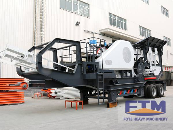 Mobile Cone Crusher/Mobile crusher/Mobile Crusher Prices