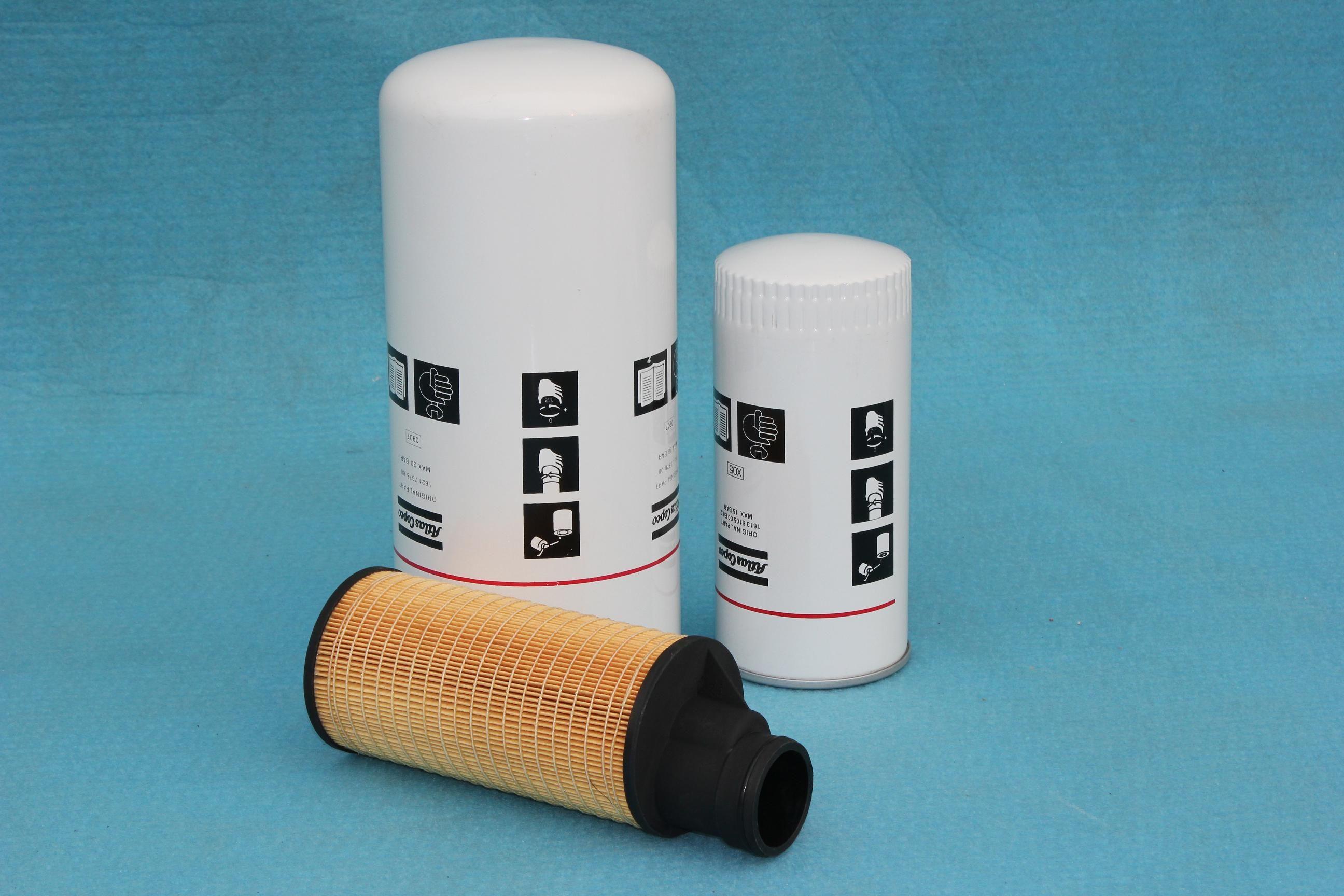 Atlas Copco Replacement Filter Oil Filters