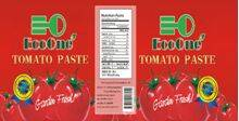 Tomato Paste in Tin (6tin/carton)