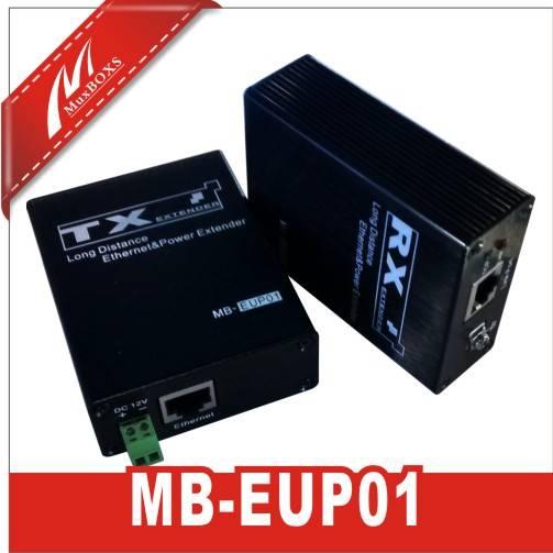 1-CH Long Distance Ethernet &power extender