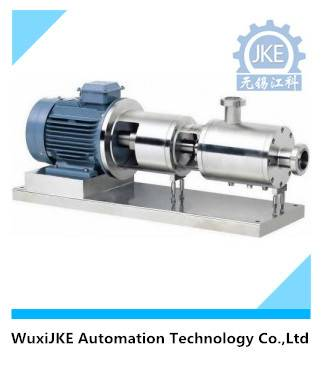 Inline Emulsifying Homogenizer High Shearing Mixer/High Speed Mixer