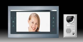 10 inch luxury color TFT video door phone (MC-528F69-10)