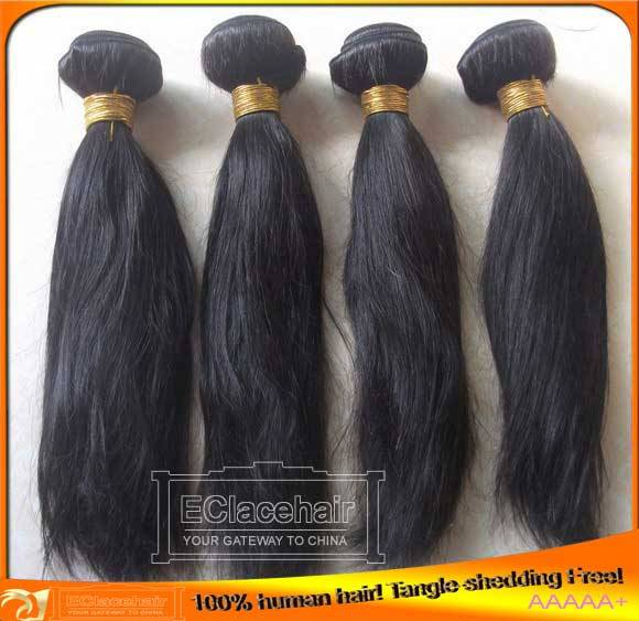 Wholesale Indian Peruvian Malaysian Virgin Human Hair Weaves for African Americans