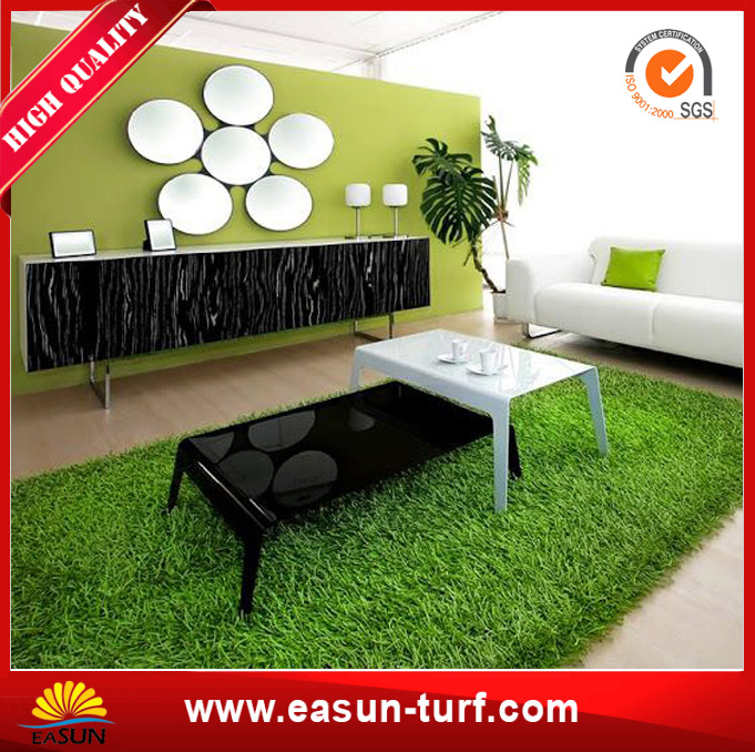 Public Green Synthetic Grass Fake Turf for Indoor-MY