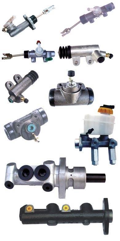 Brake Cylinder, Clutch cylinder