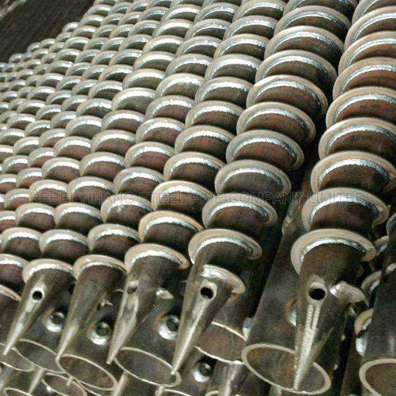 alloy steel Ground Screw
