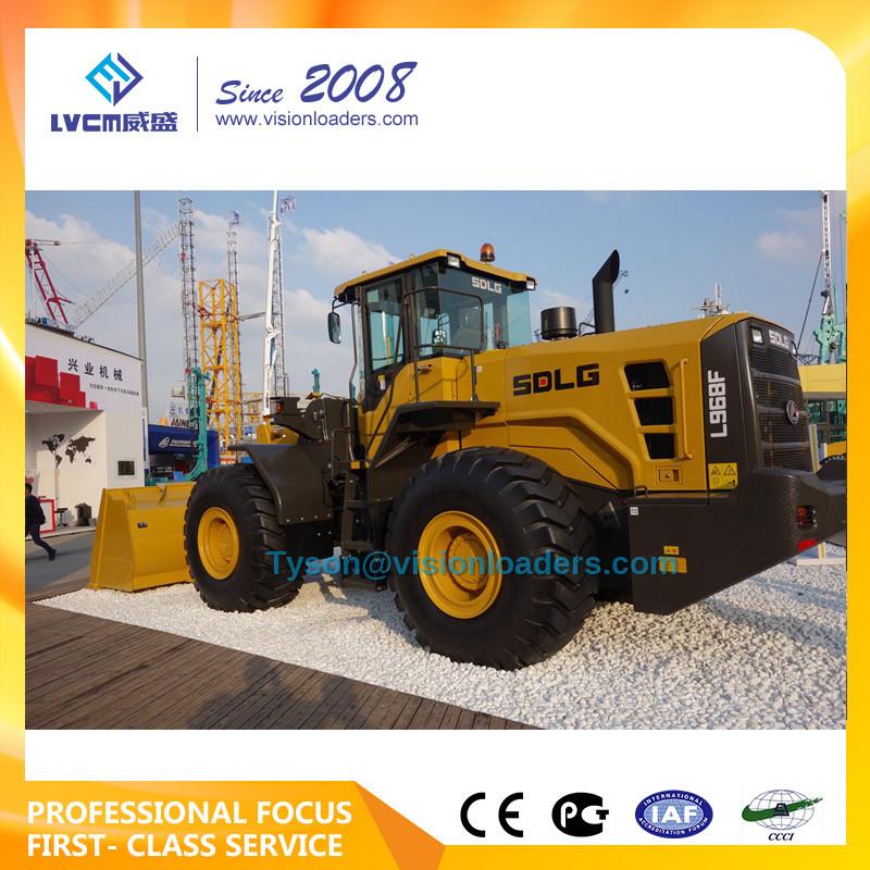 L968F SDLG WHEEL LOADER
