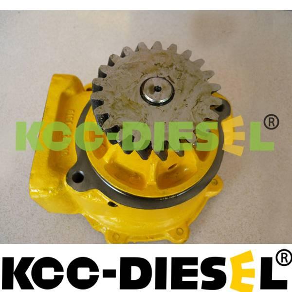 komatsu 6d155 oil pump, cummins n14 oil pump, caterpillar c9 oil pump