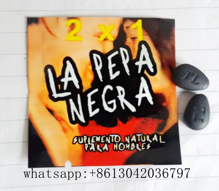 LA PEPA NEGRA SEX PILLS FREE ONE