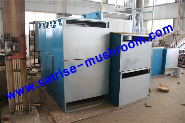 Large capacity mushroom dryer machine / mushroom dryer