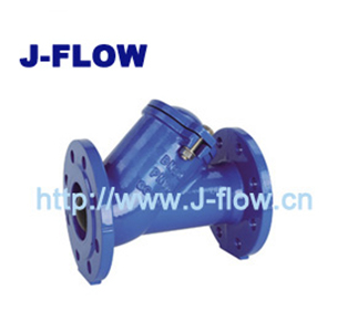 CV48 Ductile iron ball check valve