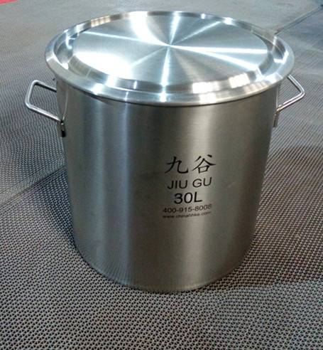 304 Stainless steel chemical barrel